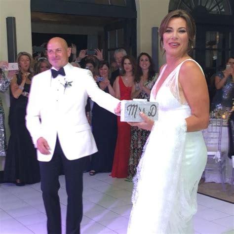 luann de lesseps splits after 7 months of married life