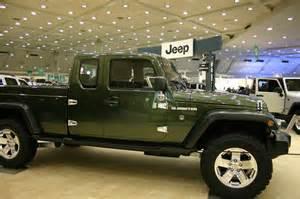 Jeep Gladiator Concept Jeep Gladiator Concept Car Jeep Gladiator Concept Car