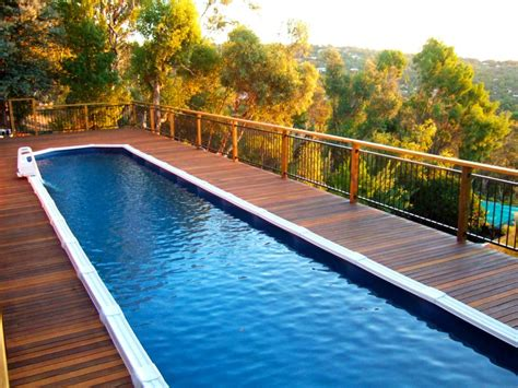 home lap pool 19 breath taking lap pool designs made for modern homes