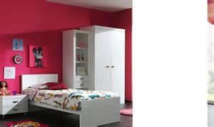 chambre enfant compl 232 te design laqu 233 e blanche
