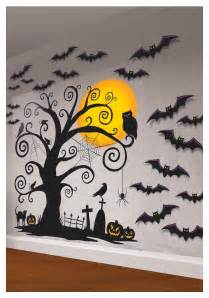 Halloween Wall Decoration Creative Handmade Indoor Halloween Decorations