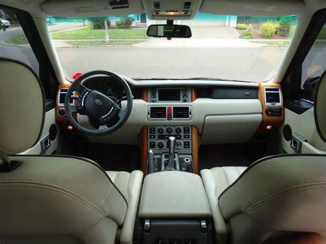 2003 Land Rover Interior 2003 land rover range rover pictures cargurus