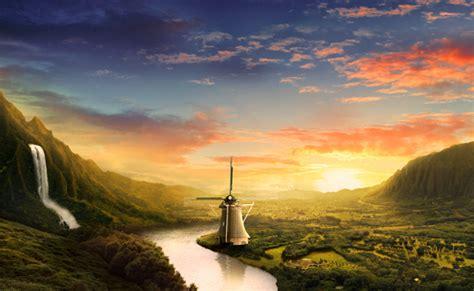 tutorial editing landscape photoshop members area tutorial create beautiful sunrise landscape