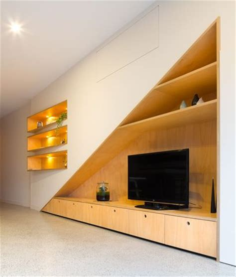 Stairs Cabinet Ideas by Tv And Storage Could Work Stairs House Stuff