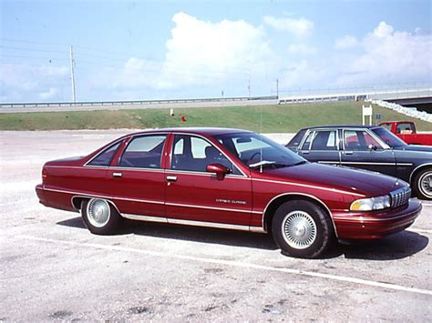 chevrolet caprice 1992 1992 chevrolet caprice information and photos zombiedrive