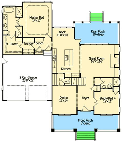 Master Retreat Floor Plans Master Retreat 15045nc 1st Floor Master Suite Bonus