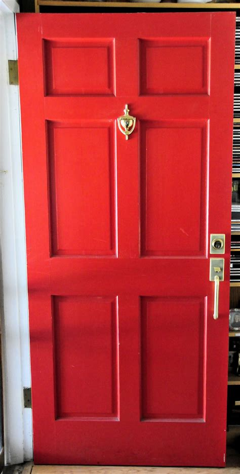 red door my front door i love red doors front doors pinterest