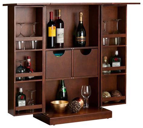Bar Wall Shelves Martin Archer Fold Away Bar In Walnut