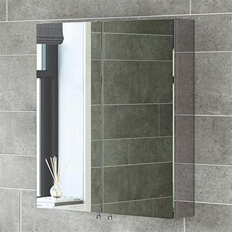 bathroom mirror units 670 x 600 stainless steel bathroom mirror cabinet modern