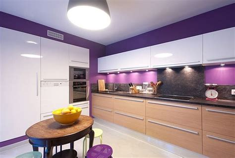 purple kitchens purple kitchen designs pictures and inspiration