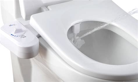 your bidet bio bidet luxury bidet system groupon goods