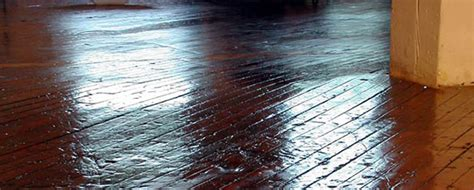 Distressed Flooring Techniques - 10 steps to a distressed wood floor