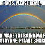 Double Rainbow Meme - double rainbow meme generator imgflip