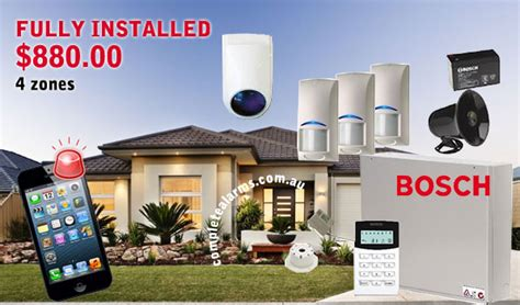 home alarm systems from bosch complete alarms sydney