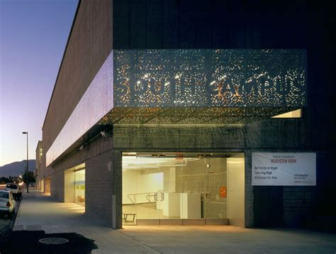 design center pasadena green roofed art center college of design s south cus