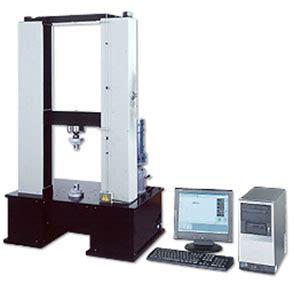 Universal Testing Machine Qc 508e cometech testing machines co ltd