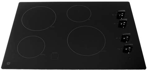 ceramic cooktops reviews ge jp3030djbb 30 inch electric ceramic glass cooktop