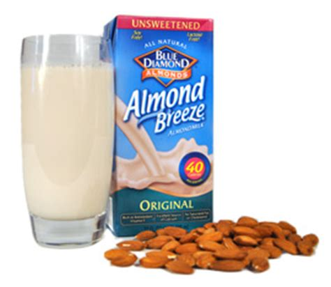 Almond Milk Shelf by Blue Shelf Stable Almond Milk Just 0 87