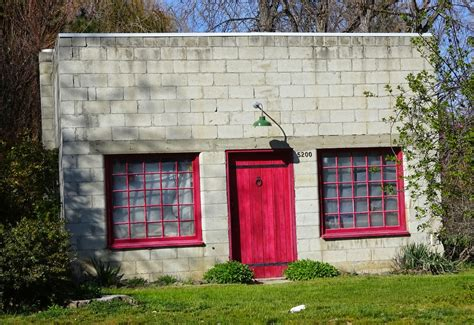 Boise Daily Photo: Cinder Block House