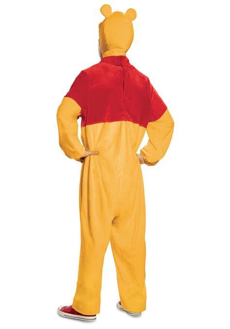 Winnie The Pooh Wardrobe by Winnie The Pooh Deluxe Costume For Adults