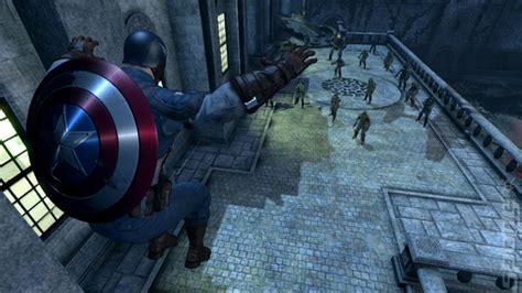 Xbox360 Captain America Soldier screens captain america soldier xbox 360 2 of 12