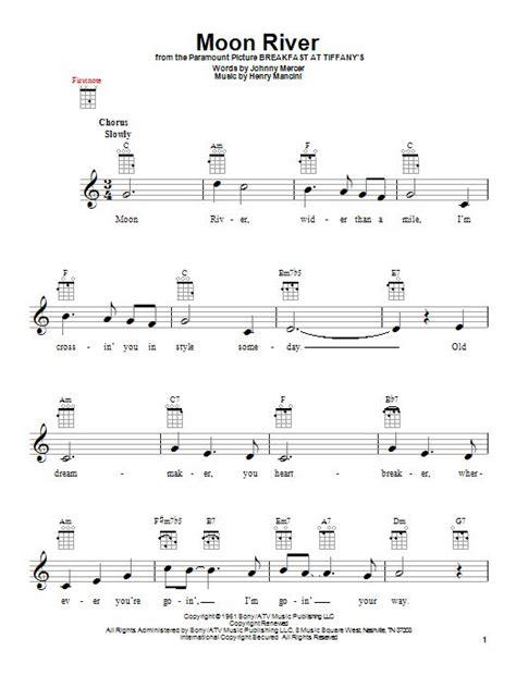 tutorial ukulele moon song 25 best ideas about moon river on pinterest moon shine