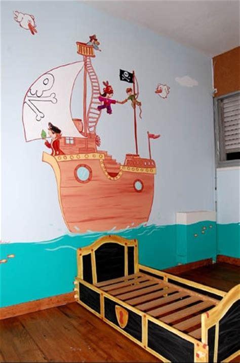 Asmodee Deco Bebe Pirate by Revger Dessin Mur Chambre B 233 B 233 Id 233 E Inspirante Pour La Conception De La Maison