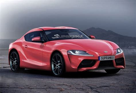Toyota Supra 2018 2018 Toyota Supra News Price Specs Engine Photos Msrp