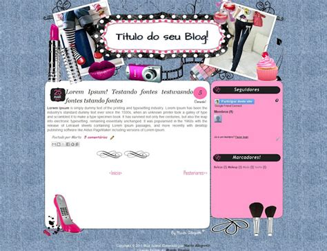 templates blogger para filmes max turbo downloads template para blog feminino 2
