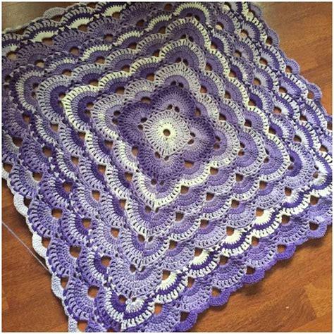 Crochet Pattern Virus Blanket | free pattern virus crochet blanket styles idea