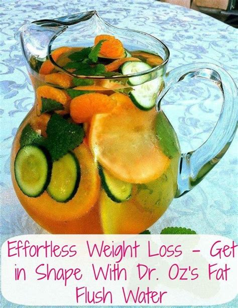 Cellulite Detox Written By Dr Page by 25 Best Ideas About Flush Water On