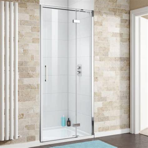 Best Product For Cleaning Shower Doors 1100mm 8mm Premium Easyclean Hinged Shower Door