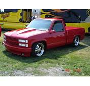 Chevrolet Silverado 1993 Review Amazing Pictures And