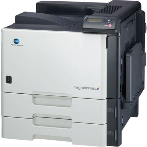 Printer Laser Warna Konica Minolta konica minolta magicolor 8650dn color laser printer copierguide