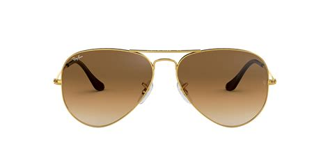 Sunglasses Rb3025 Original Aviator ban rb3025 55 original aviator 55 brown gold