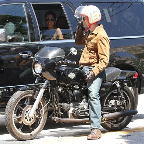 harley davidson documentary biography channel olivier martinez follows halle berry to airport on his
