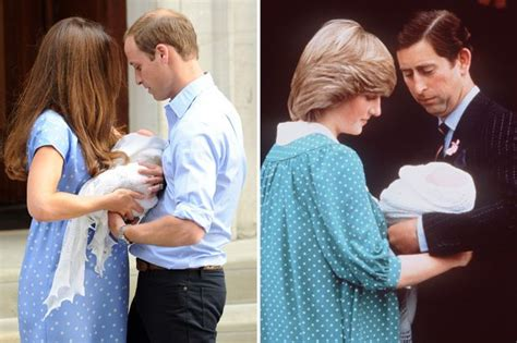 princess diana s sons royal baby news kate and william present newborn son to