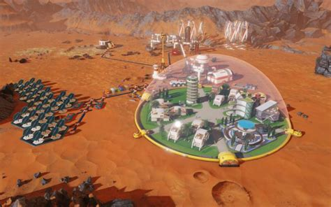House Building Game surviving mars captures the excitement and dread of
