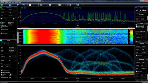 order spectrum wifi rf spectrum analyzer 1hz to 9 4ghz freeware de