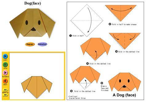 Origami Dogs - origami breeds comot