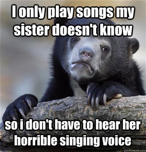 Meme Singing - horrible singing memes image memes at relatably com