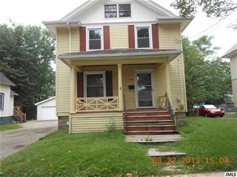 Homes For Sale In Jackson Mi by 510 6th St Jackson Michigan 49203 Detailed Property Info