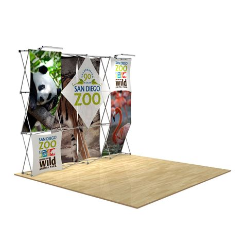 floor display 3d 4x3 3d snap floor display layout 2 impact displays