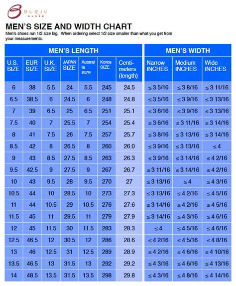shoe size chart extra wide use the shoe width chart and get your perfect size shoe