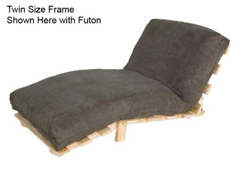 twin futon chair frame twin futon chair frame bm furnititure