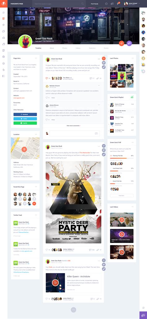themeforest olympus olympus social network psd template v1 6 by odin design