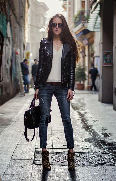 Fashion Leather the jackets battle denim vs leather the fashion tag