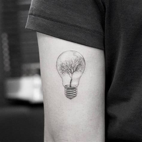 lightbulb tattoo bulb images designs