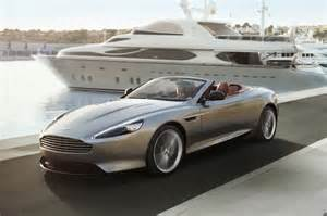Aston Martin Db9 Convertible Will The Next Aston Martin Be Called The Db10