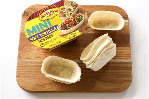 old el paso taco boats instructions bacon cheeseburger mini boats the girl who ate everything